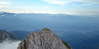 panorama Cimone della Bagozza