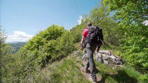 luca gherardi trekking