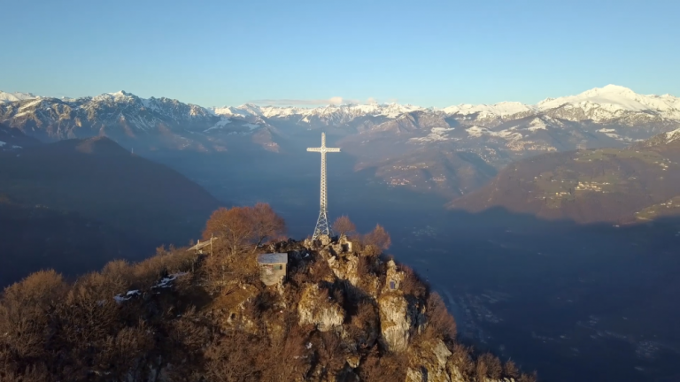 croce monte zucco
